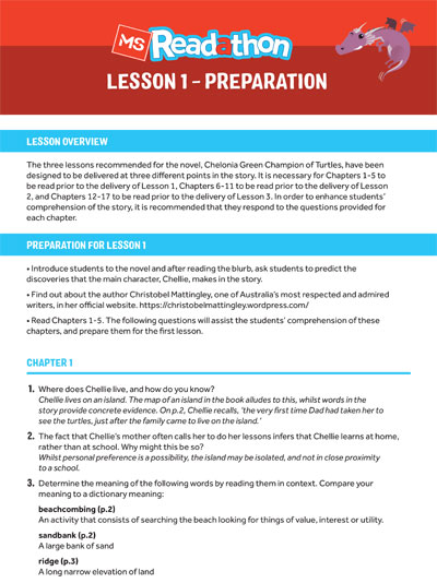 Lesson plan stage 3