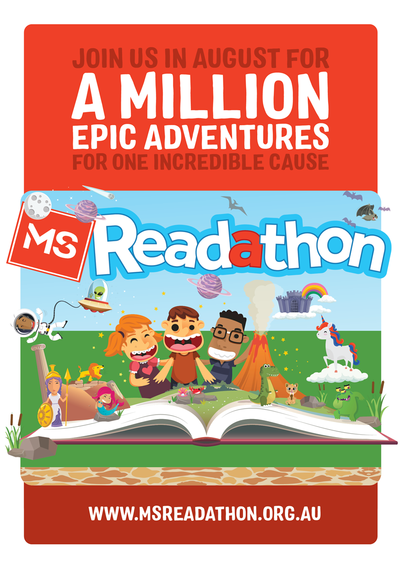 MS Readation Promotional Poster 2021